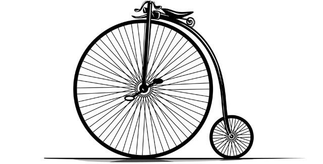 Myös pyörä voi olla Pop Up.