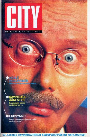 Numero 4/1991.