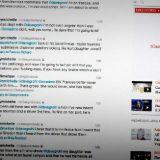 Courtney Love syyttää Dave Grohlia tyttärensä iskuyrityksistä