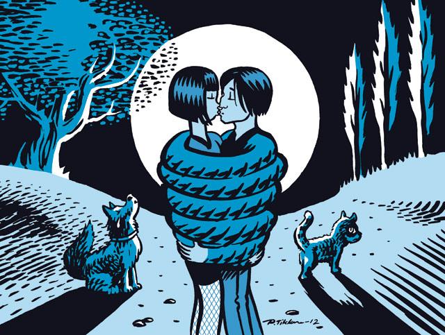 """""""Riittävä itsenäisyys sekä ystävän että rakastuneen puolelta on terve merkki"""", sanoo psykologi Max Erwast."""