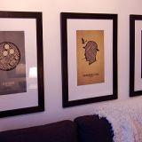 Tyylikästä taidetta edullisesti seinälle ja iPhonen koristeeksi