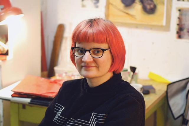 Tiitu Takalon mielestä Suomessa ei ole tarvetta supersankarisarjakuville.