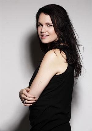 Katri Niskanen ottaa osaa Kluuvin Fashion Weekendiin.