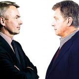 Pekka Haavisto vs. Sauli Niinistö
