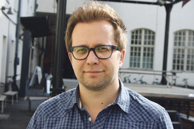 Tampereella 12 vuotta asunut Tomi Nordlund on alun perin porilainen.