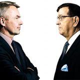 Pekka Haavisto vs. Paavo Väyrynen