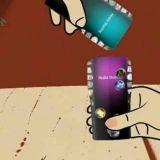 Nokia hioo timanttia