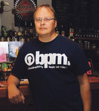 Ravintoloitsija Petri Löppösellä on pitkä kokemus uusien ravintoloiden avaamisesta.