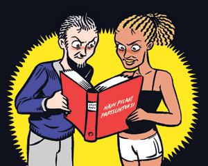 Naistutkija kehottaa käyttämään miehen aivoja työssä ja naisen aivoja kotona.