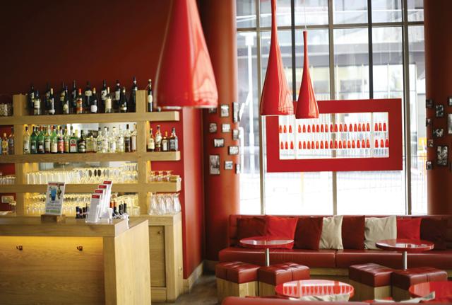 Tallinnan ravintola.