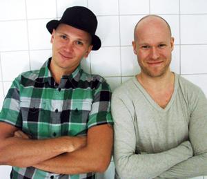 Markus Hurskaisen ja Teemu Auran konditoria avaa toukokuussa.