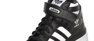 Adidas Forum Mid -tossut. Kuva: Shop Tetuan