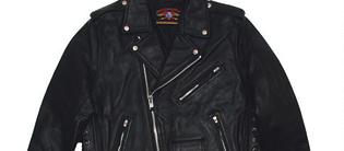 T1-nyöriprätkärotsi. Kuva: Leather Heaven