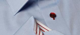 Schoffan Oxford Blue Special -paita. Kuva: Schoffa