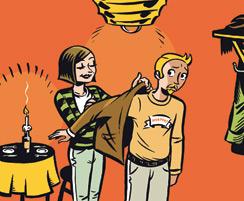 Piippiip: Moi söpöläinen! Tuutko piknikille täyttämään deittikyselykupongin.