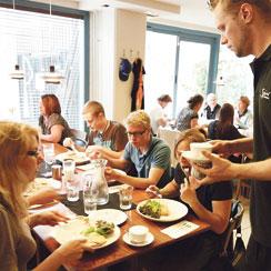 City-lehti valitsi Paninin caesarsalaatin viime vuonna kaupungin parhaaksi salaatiksi.