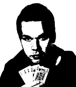 """Sami Kelopuro tienaa miljoonia kotona verkkarit päällä. Livepeleissä hän pelaa mieluiten kavereitaan vastaan. """"Jos pelaan pappoja vastaan, meinaan nukahtaa."""""""