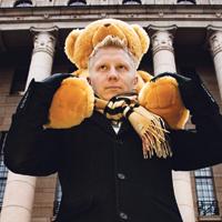 Lasten Ookeuksien Tuki -yhdistyksen perustaja Mikael Jämsänen.