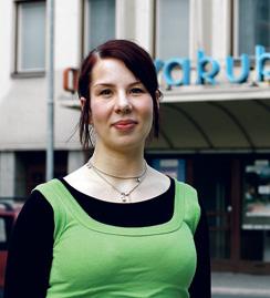 Kirsti Hänninen ja Kuvakukon kauhujen Kuopio