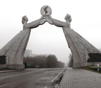 Tervetuloa Pyongyangiin.