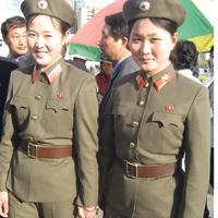 Maailman 5. suurin armeija työllistää 20 % kansasta.