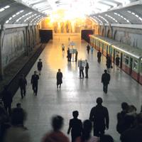 Metroasemat on nimetty ytimekkäästi: Voitto, Kunnia, Paratiisi.