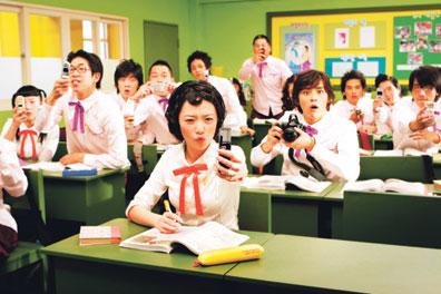 R&A '07 -satoa: eteläkorealainen nettisarjakuvaan perustuva Dasepo Naughty Girls kertoo lukiosta, jossa opiskelijat ovat seksimaanikoita, opettajat pervertikkoja.