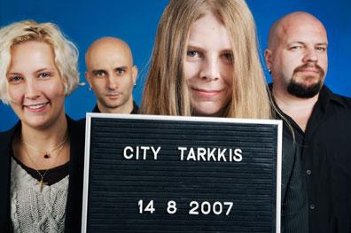 Jippu, Herra Ylppö, Ari Koivunen ja Timo Rautiainen kokoontuivat muistelemaan vanhoja tarkkismuistojaan.
