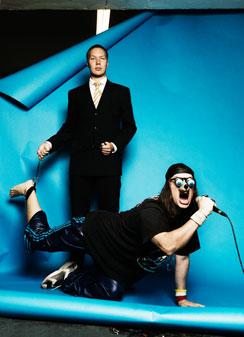 Monsp-levy-yhtiön Kepe Kiiskinen hankki lemmikikseen Notkean rotan vuonna 2004.