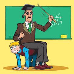 Piiskaa hei ope anna mulle piiskaa...