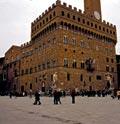 hannibal Lecterkin kävi palazzo vecchiossa.