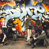 Hiphopin maantiede
