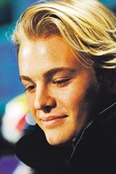 Nico Rosberg asuu vielä vanhempiensa luona - periaatteessa.
