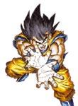 Dragon Ball Z on shounen-mangaa.