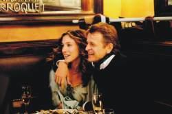 Ravintola Pastis oli Sinkkuelämää-sarjan Carrien ja muikean venäläisrakastajan Alexander Petrovskin kylmän päivän pakopaikka.