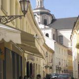 Baltian Pariisi, Rooma ja Jerusalem