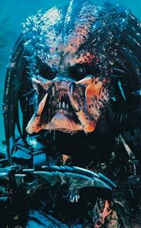 Predator, kalojen kauhu!