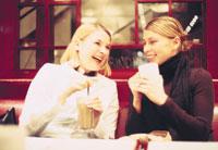 Strindberg tiputti viime vuoden voittajan, Wayne´s Coffeen, ja nousi kolmannelta tilalta voittaj
