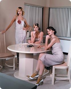Hennes & Mauritzin trendikkäimmän malliston Clothesin syysvaatteita.