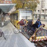Uusia ideoita pyöränkuljettamiseen julkisissa
