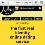 Audreysta seuraa