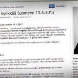 Venäjä ei hyökkää Suomeen ylihuomenna