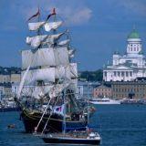 Näyttäviä paraateja The Tall Ships Races Helsinki 2013:ssa