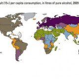 Miltä maailma näyttää kartalla?