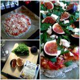 Testing, testing, gluteeniton pizza