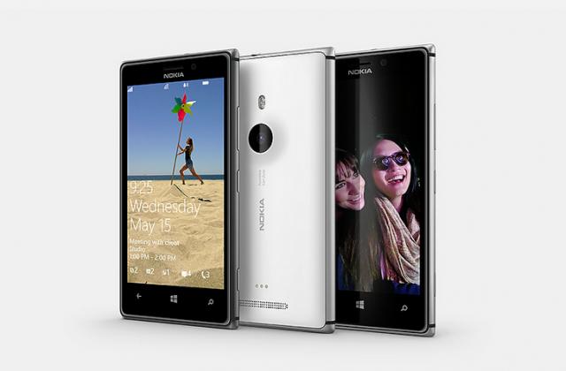 Microsoft ostaa Nokian puhelinliiketoiminnan. Kuvassa Lumia.