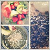 Aurinkoa ja hyvää oloa just sun lauantaiaamuun + muutama brekkariresepti