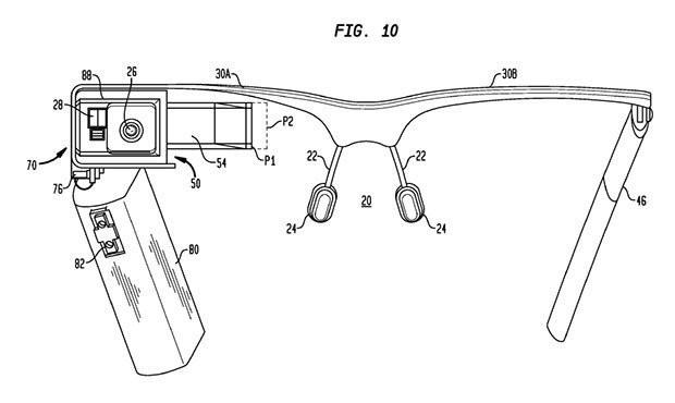 Google Glasses on nykyaikainen kyberneettinen varuste.