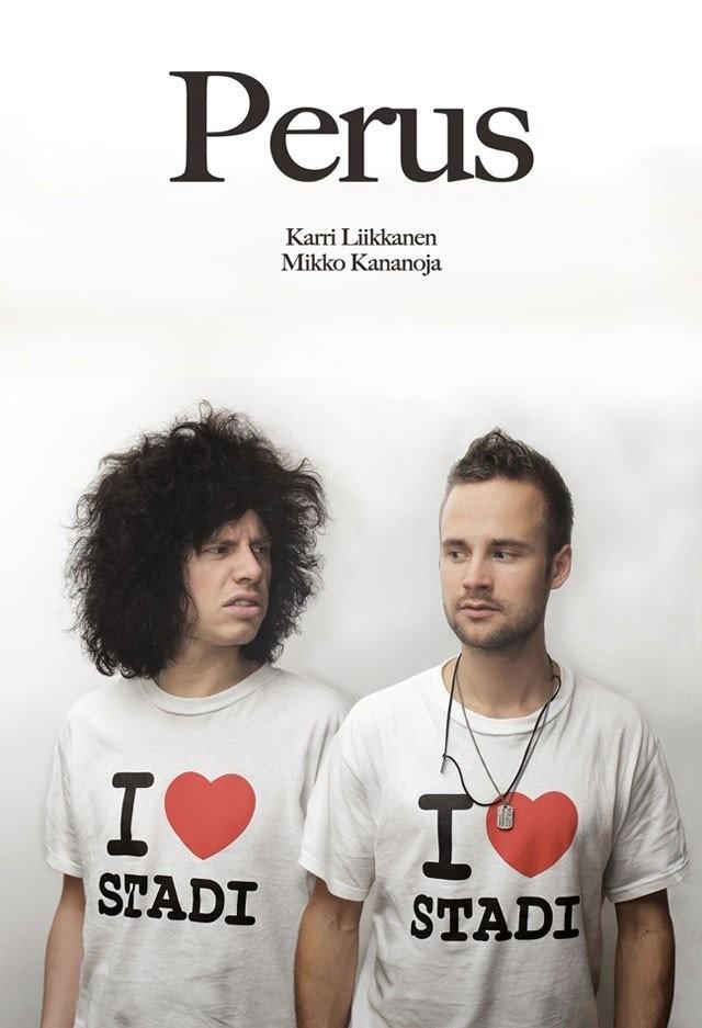 Mikko Kananoja (vas.) ja Karri Liikkanen kirjoittivat kimpassa kirjan.