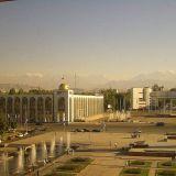 Tour de Keski-Aasia, päivä 0